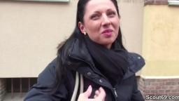 Deutscher Pfadfinder, junger Teenager zum Ficken verführt in Berlin